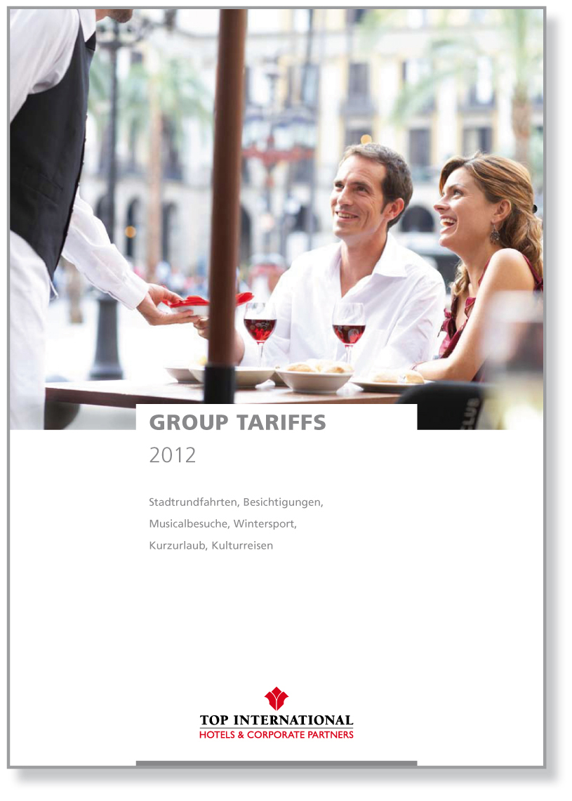 TOP Group Tariffs 2012