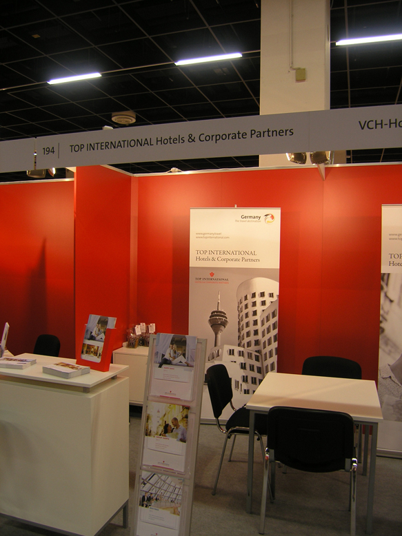 TOP GTM Stand 2011