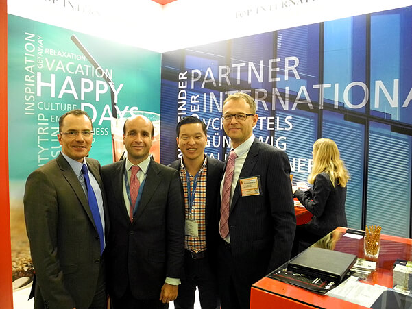 ITB 2015 TOP INTERNATIONAL Hotels & Corporate Partners