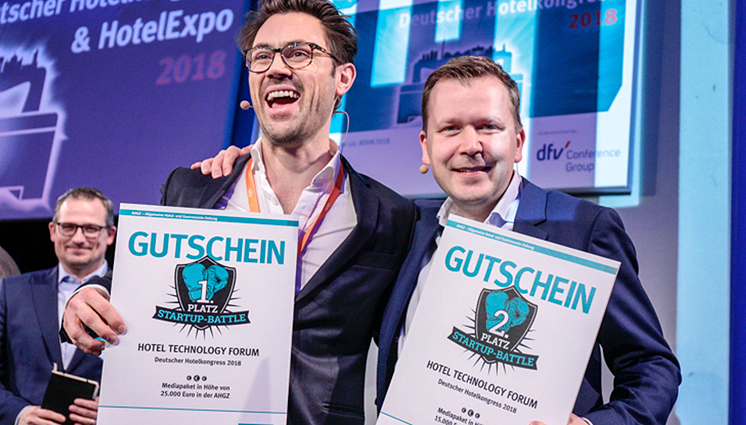 Start up Gewinner Sebastian Grundner Culemann