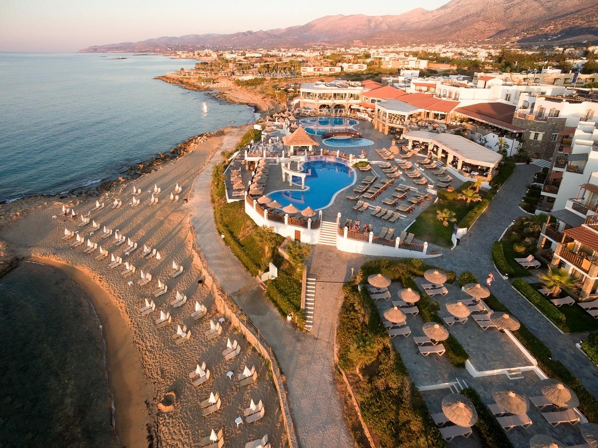 Kreta Malia Hotel Alexander Beach
