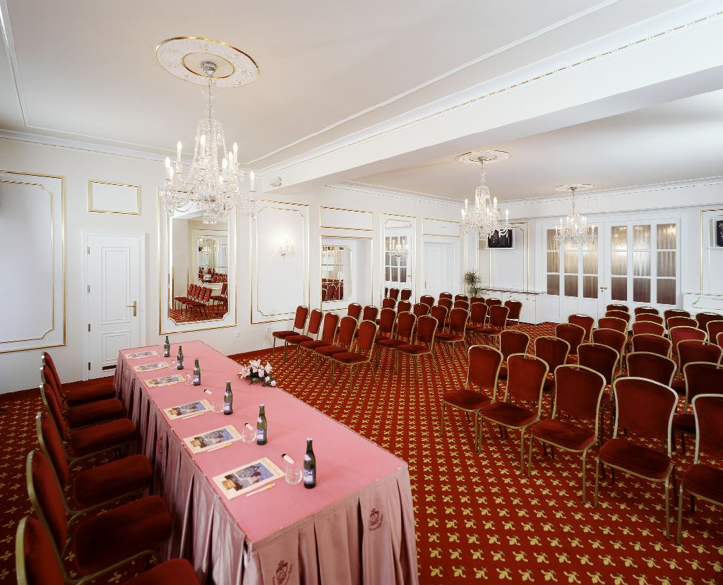 Top Hotel Praha Congress Center