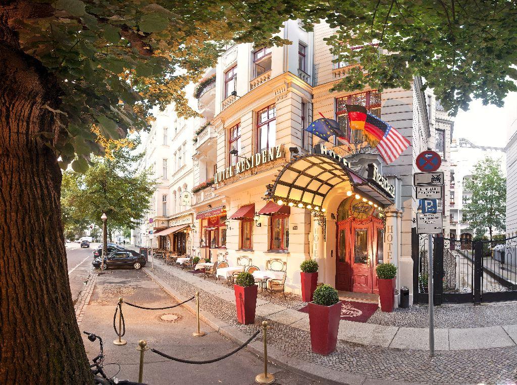 Henri Hotel Berlin Gmbh