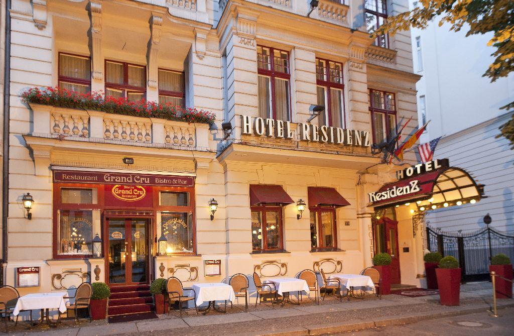 Top Cityline Residenz Hotel Berlin
