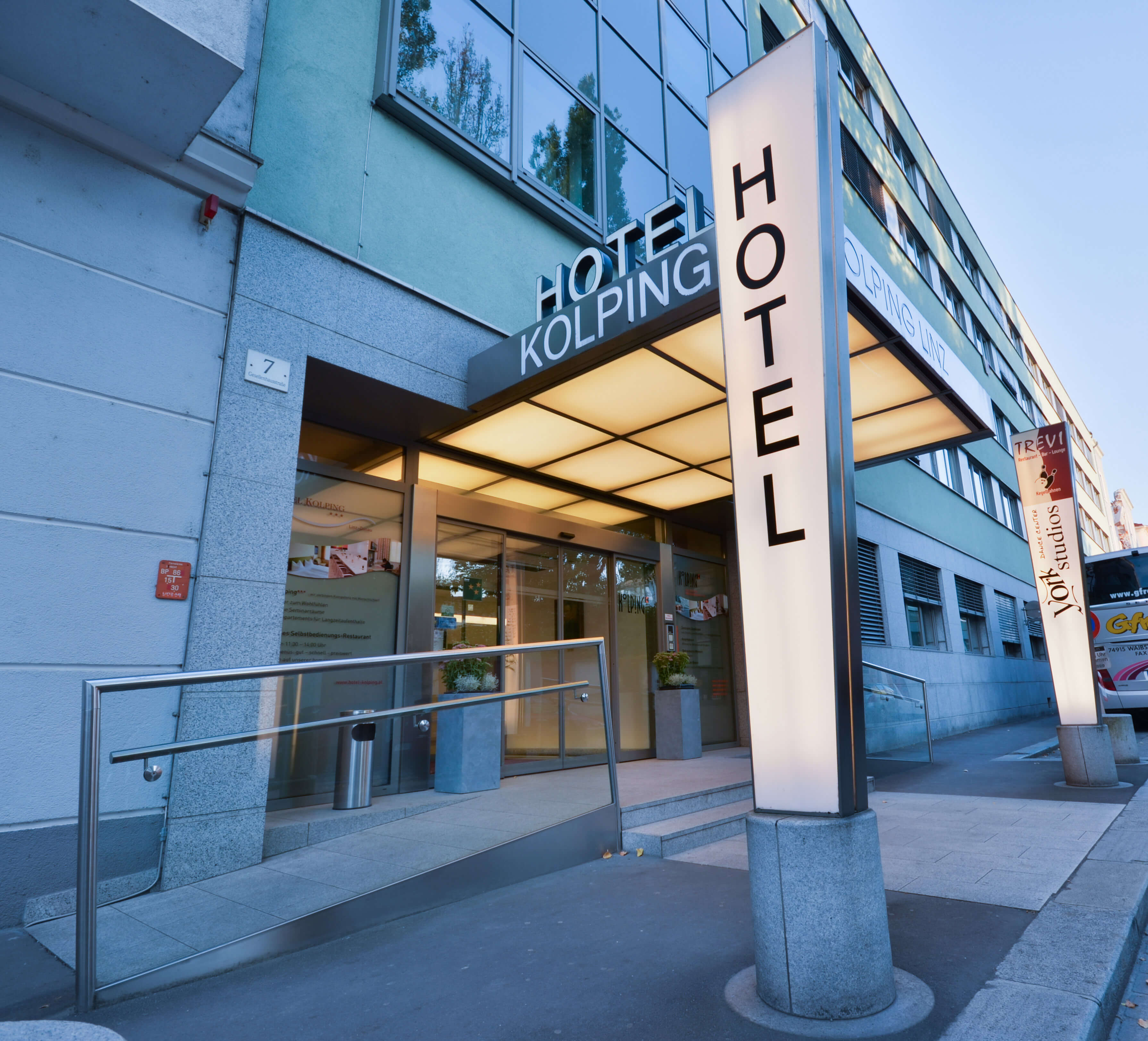 Linz: VCH By TOP Hotel Kolping