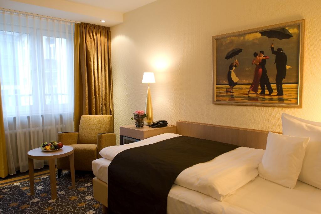 Favored Hotel Domicil Frankfurt  Frankfurt Am Main