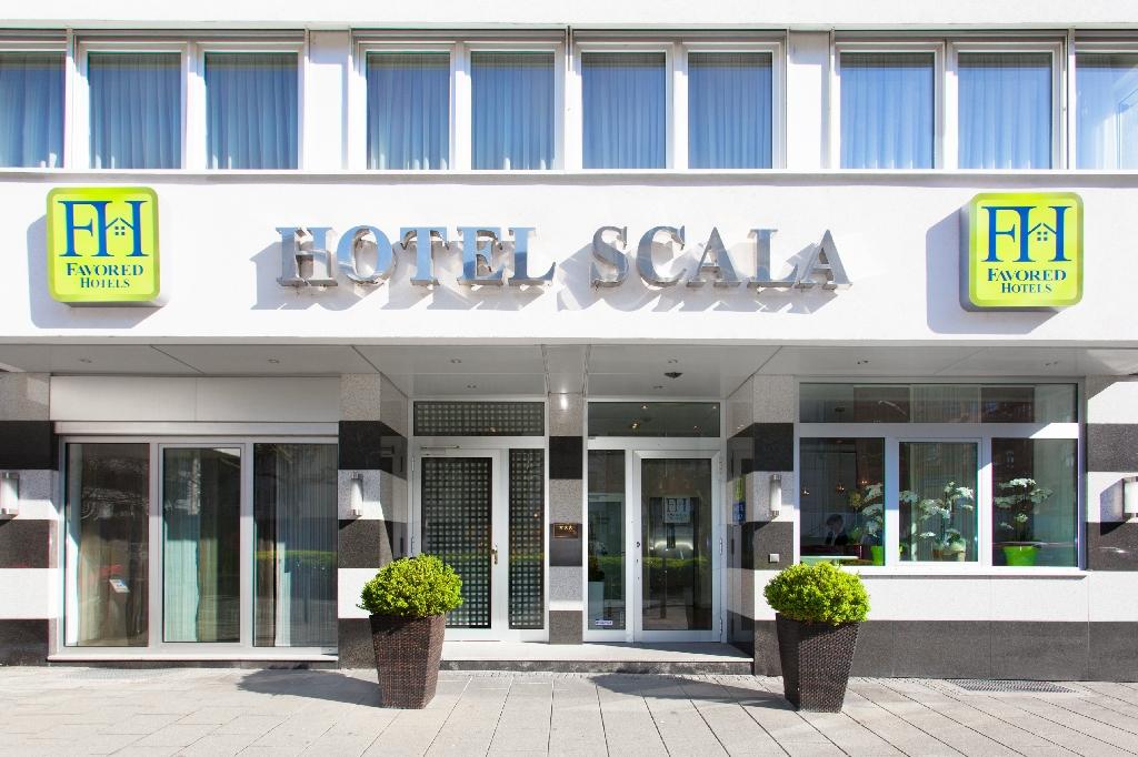 Best Western Hotel Scala Frankfurt Am Main