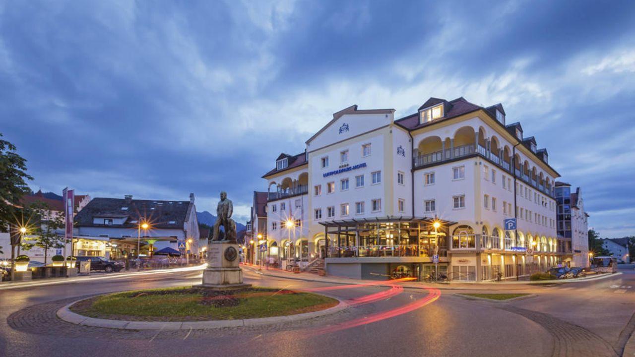 top luitpoldpark-hotel f u00fcssen - f u00fcssen