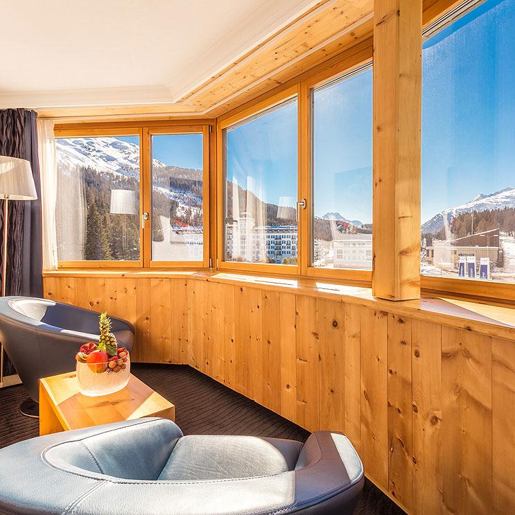Top Sport Und Wellnesshotel San Gian St Moritz Hotelinfo