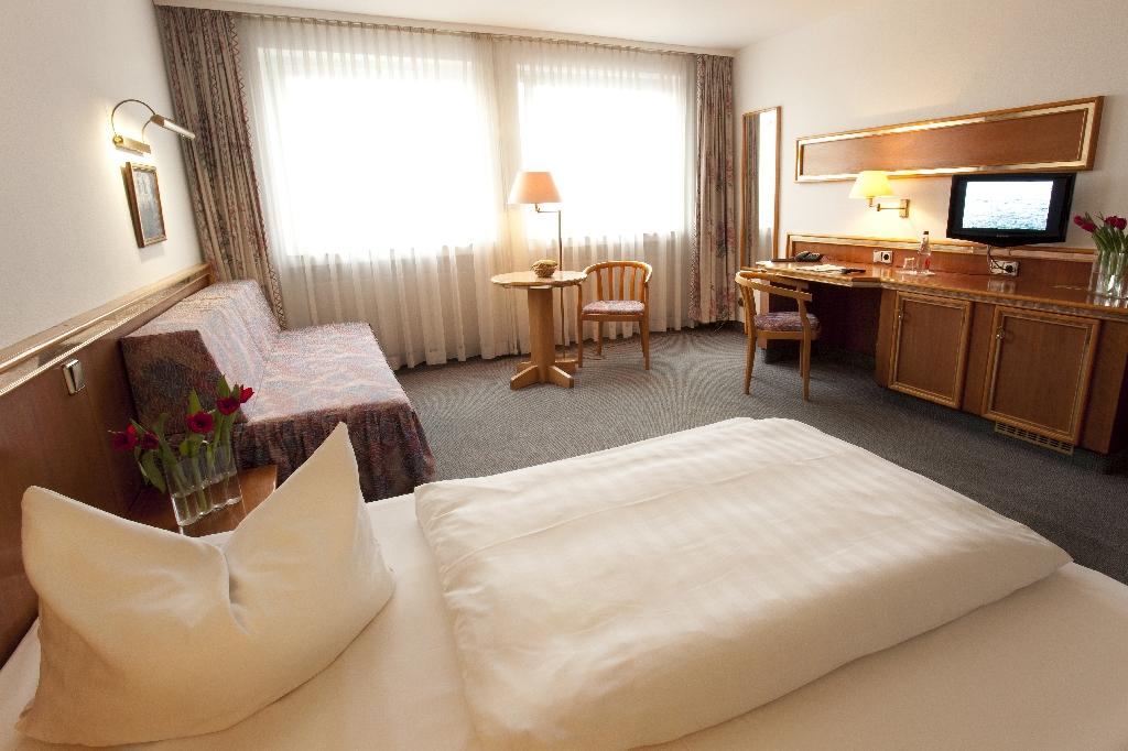 Top Hotel Post Frankfurt Sindlingen