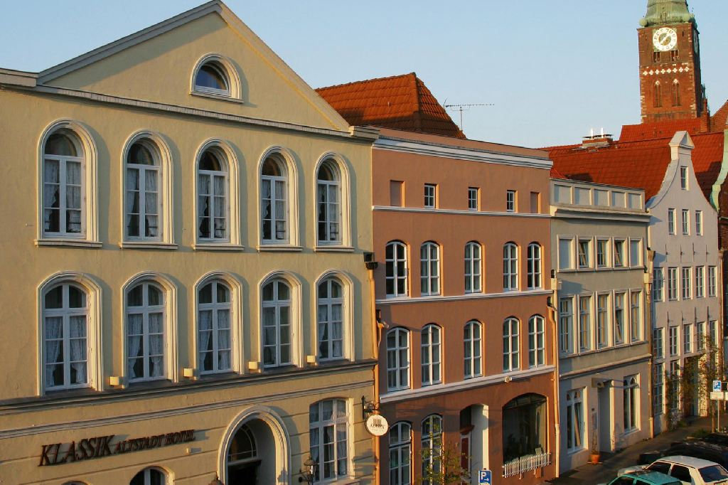 Top City Line Luebeck Hotel